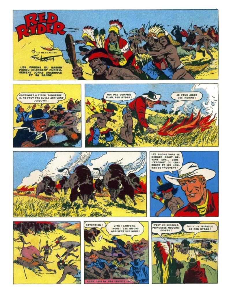 9ème Art, musée de la bande dessinée par Morris et Vankeer - Page 9 1029