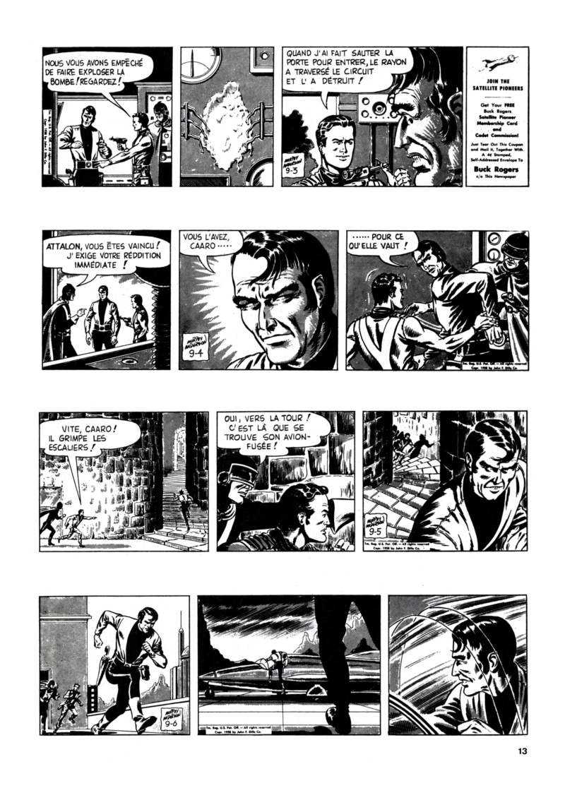 9ème Art, musée de la bande dessinée par Morris et Vankeer - Page 6 1324