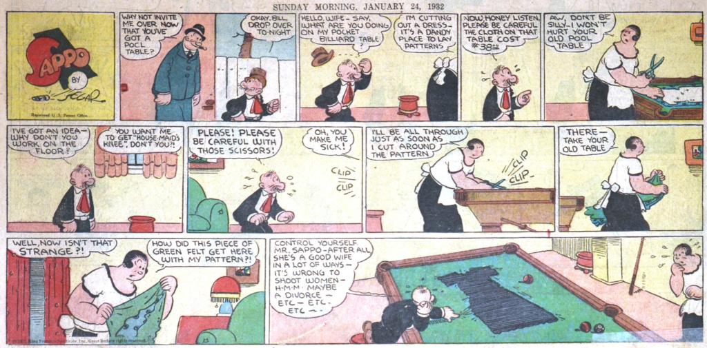 9ème Art, musée de la bande dessinée par Morris et Vankeer - Page 18 1932-011