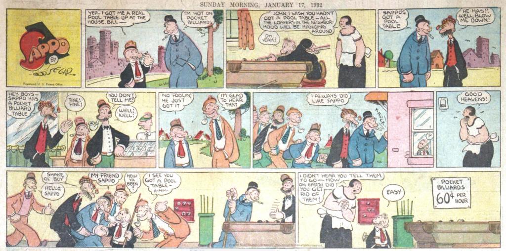 9ème Art, musée de la bande dessinée par Morris et Vankeer - Page 18 1932-012