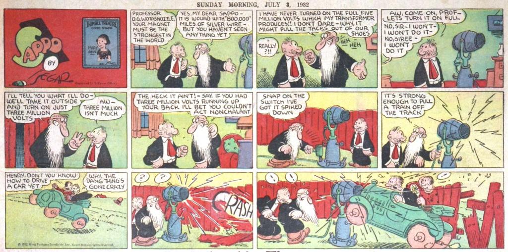 9ème Art, musée de la bande dessinée par Morris et Vankeer - Page 18 1932-013