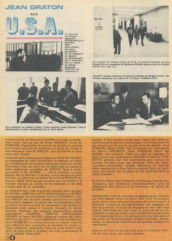 Jean Graton ou la noblesse de l'ouvrier - Page 13 1970-224
