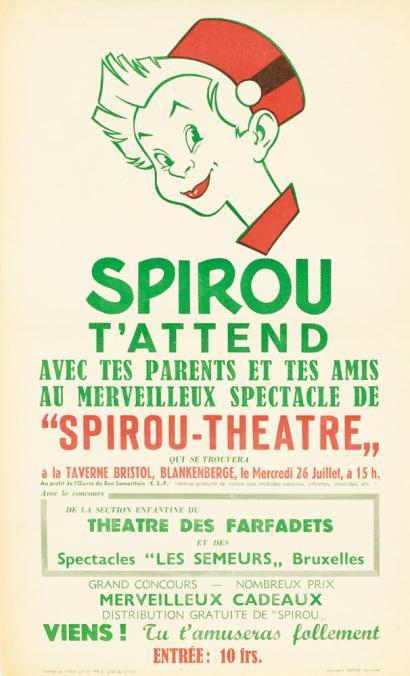 Spirou et ses dessinateurs - Page 11 42-b10