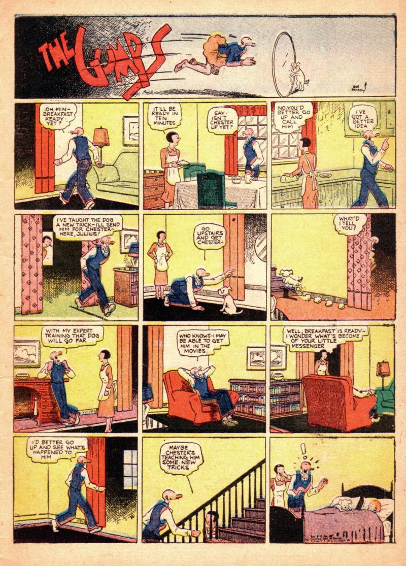 9ème Art, musée de la bande dessinée par Morris et Vankeer - Page 9 4c007311
