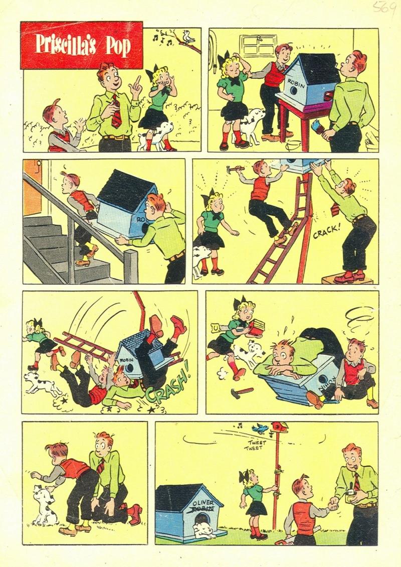 9ème Art, musée de la bande dessinée par Morris et Vankeer - Page 23 4c056924