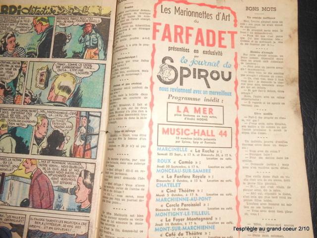 Spirou et ses dessinateurs - Page 11 553b6810