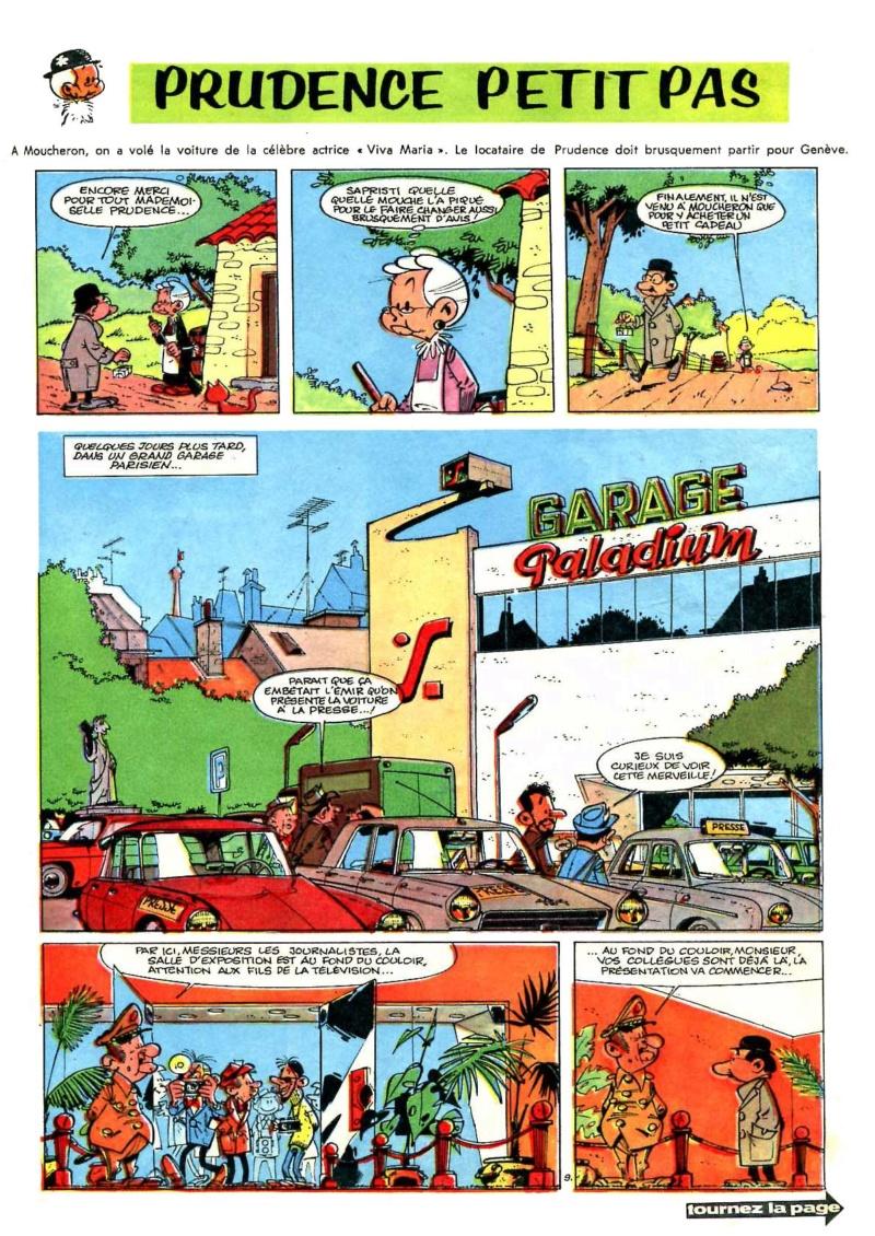 Les hommages entre les dessinateurs - Page 24 939_p410