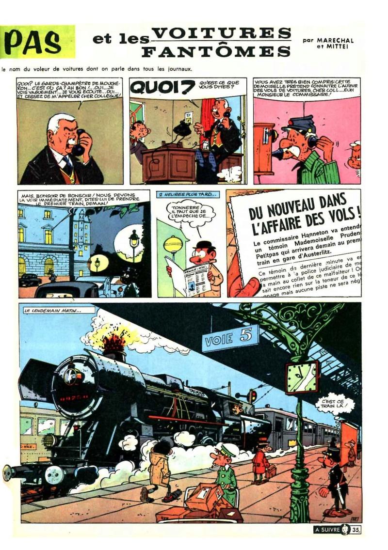 Les hommages entre les dessinateurs - Page 24 941_p310