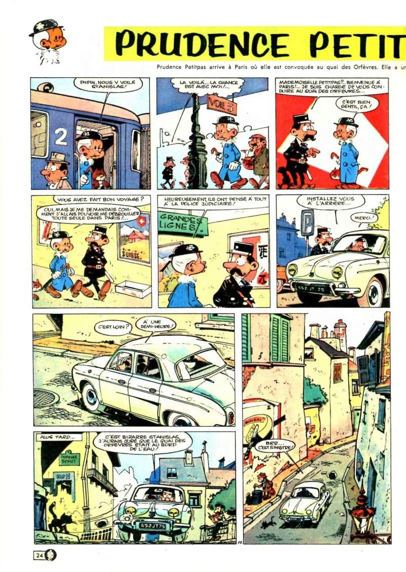 Les hommages entre les dessinateurs - Page 24 942_p210