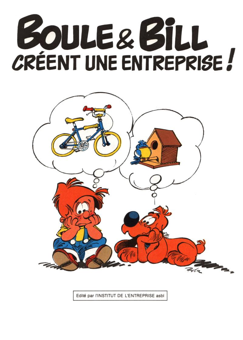 Jean Roba le dessinateur discret - Page 4 Boule_33