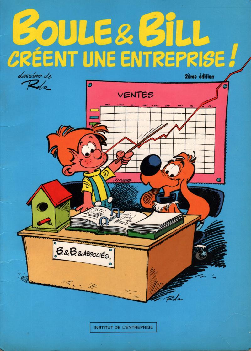 Jean Roba le dessinateur discret - Page 4 Boule_34