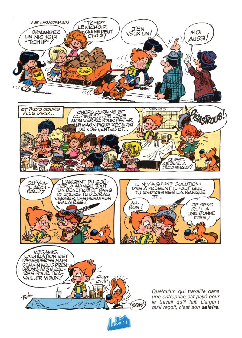 Jean Roba le dessinateur discret - Page 4 Boule_41
