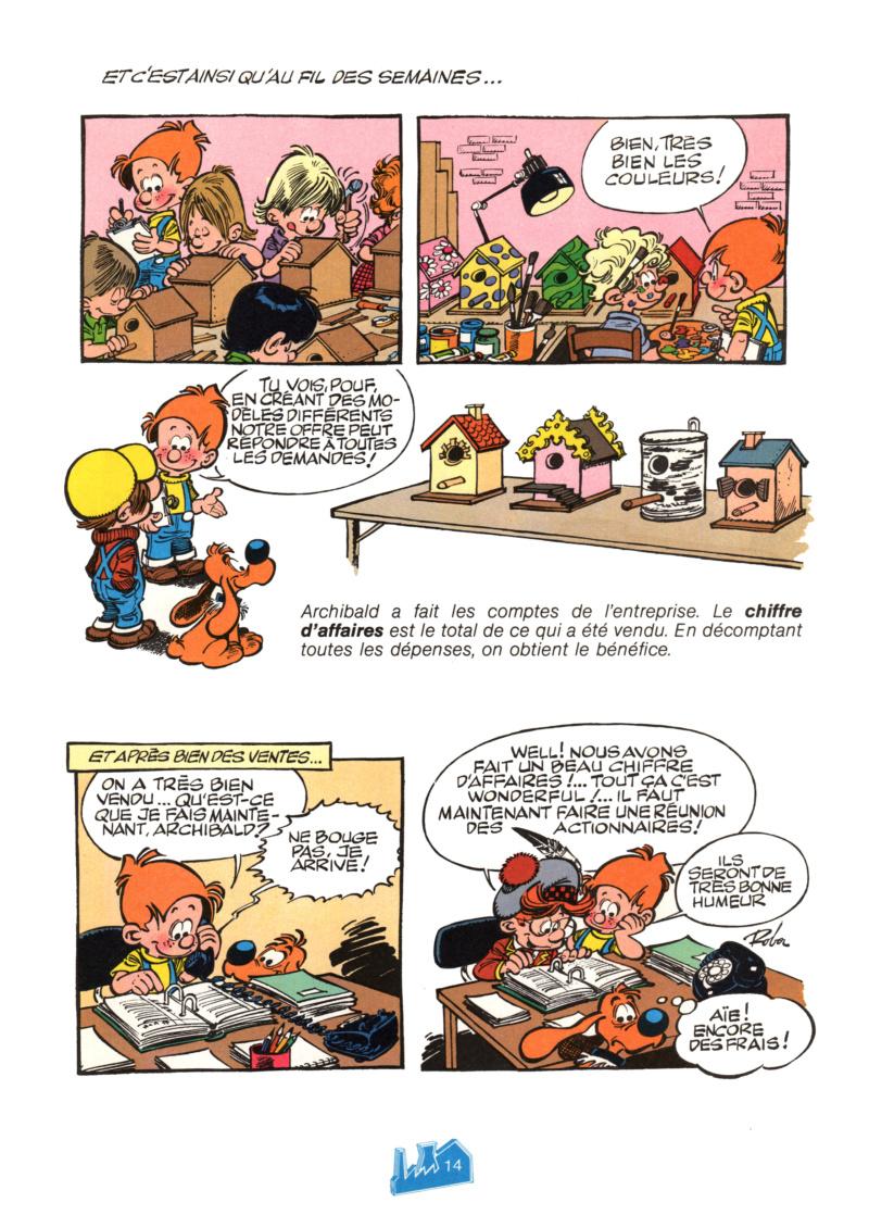 Jean Roba le dessinateur discret - Page 4 Boule_44
