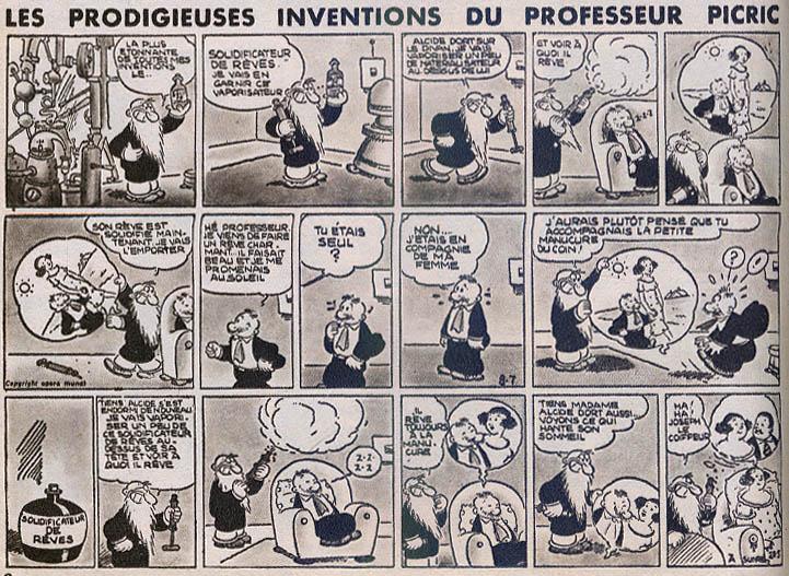 9ème Art, musée de la bande dessinée par Morris et Vankeer - Page 18 Bravo710