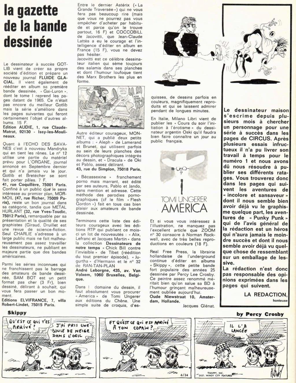 9ème Art, musée de la bande dessinée par Morris et Vankeer - Page 17 Circus10