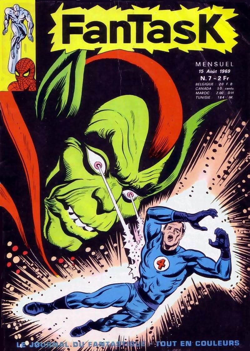 Jack Kirby - Page 3 Fantas12