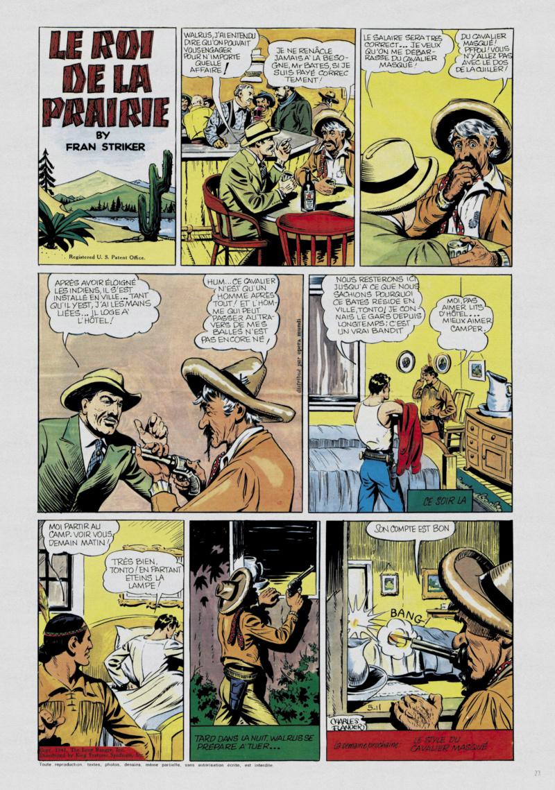 9ème Art, musée de la bande dessinée par Morris et Vankeer - Page 18 Johnny14