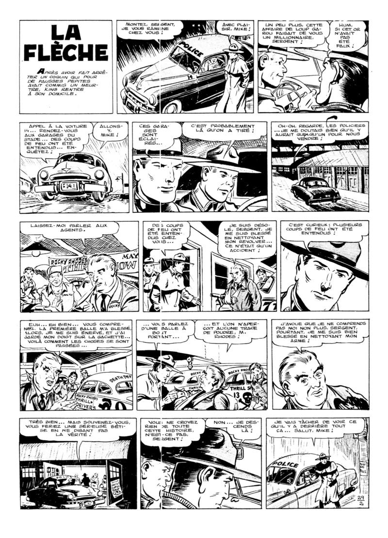 9ème Art, musée de la bande dessinée par Morris et Vankeer - Page 3 King_010