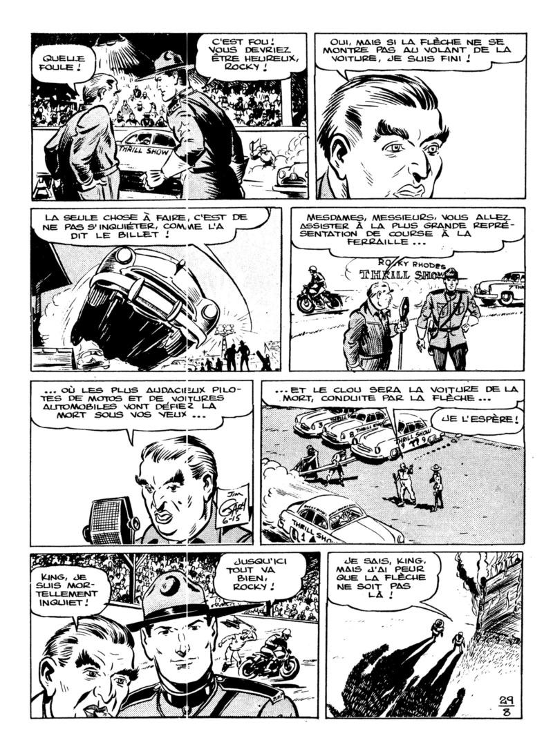 9ème Art, musée de la bande dessinée par Morris et Vankeer - Page 3 King_018