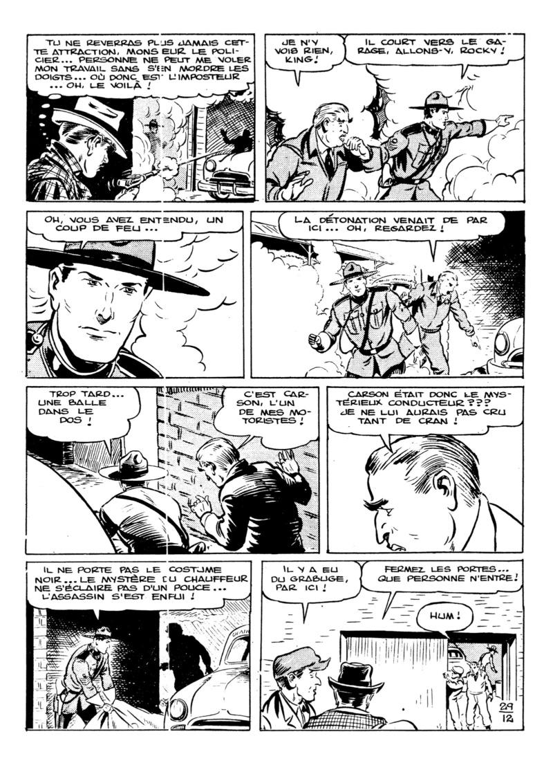 9ème Art, musée de la bande dessinée par Morris et Vankeer - Page 3 King_019