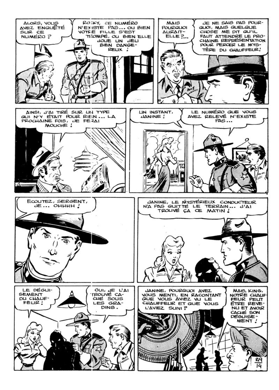 9ème Art, musée de la bande dessinée par Morris et Vankeer - Page 3 King_023