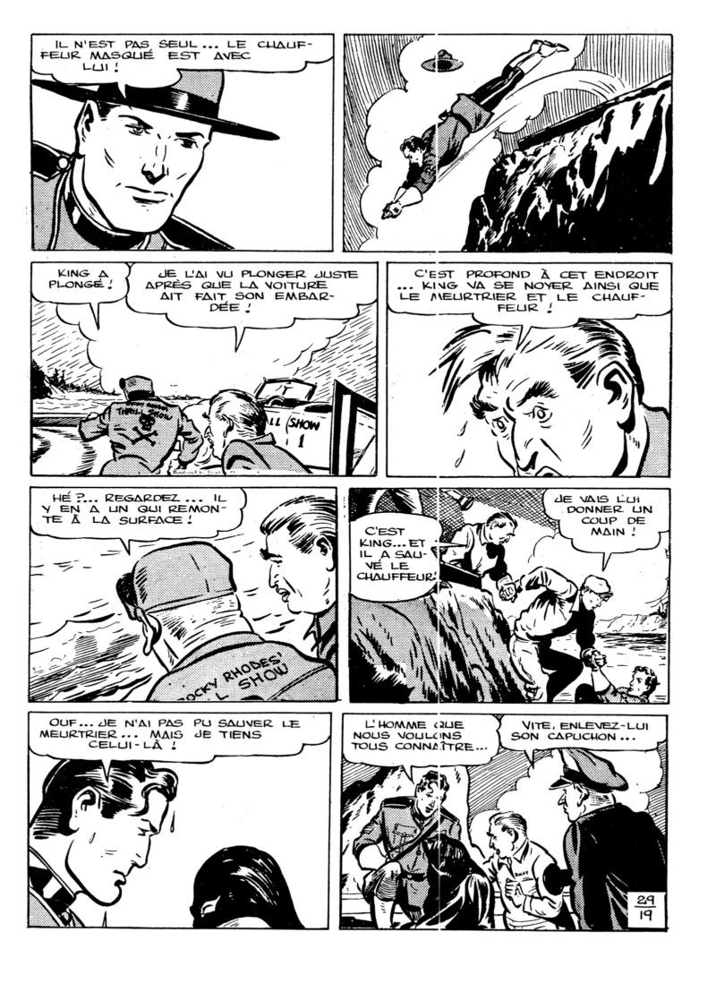 9ème Art, musée de la bande dessinée par Morris et Vankeer - Page 3 King_028