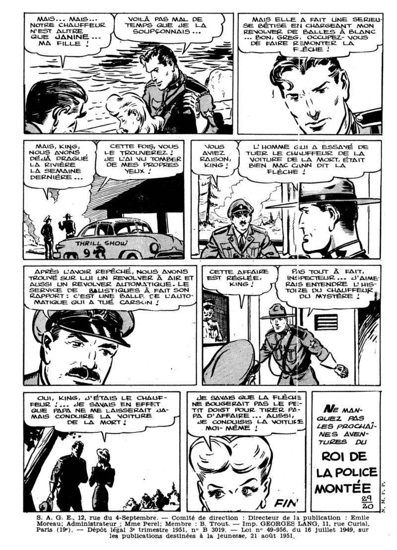 9ème Art, musée de la bande dessinée par Morris et Vankeer - Page 3 King_029