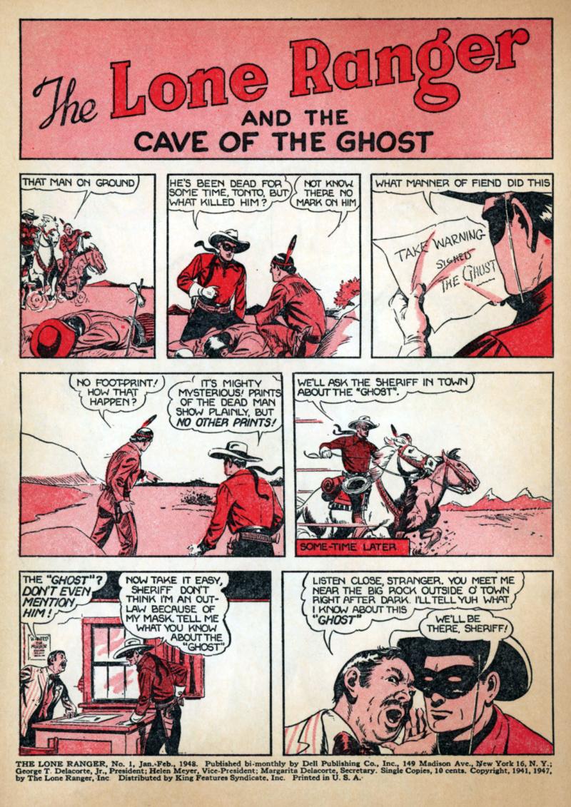 9ème Art, musée de la bande dessinée par Morris et Vankeer - Page 18 Lonera11