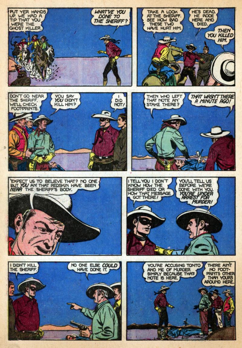 9ème Art, musée de la bande dessinée par Morris et Vankeer - Page 18 Lonera14