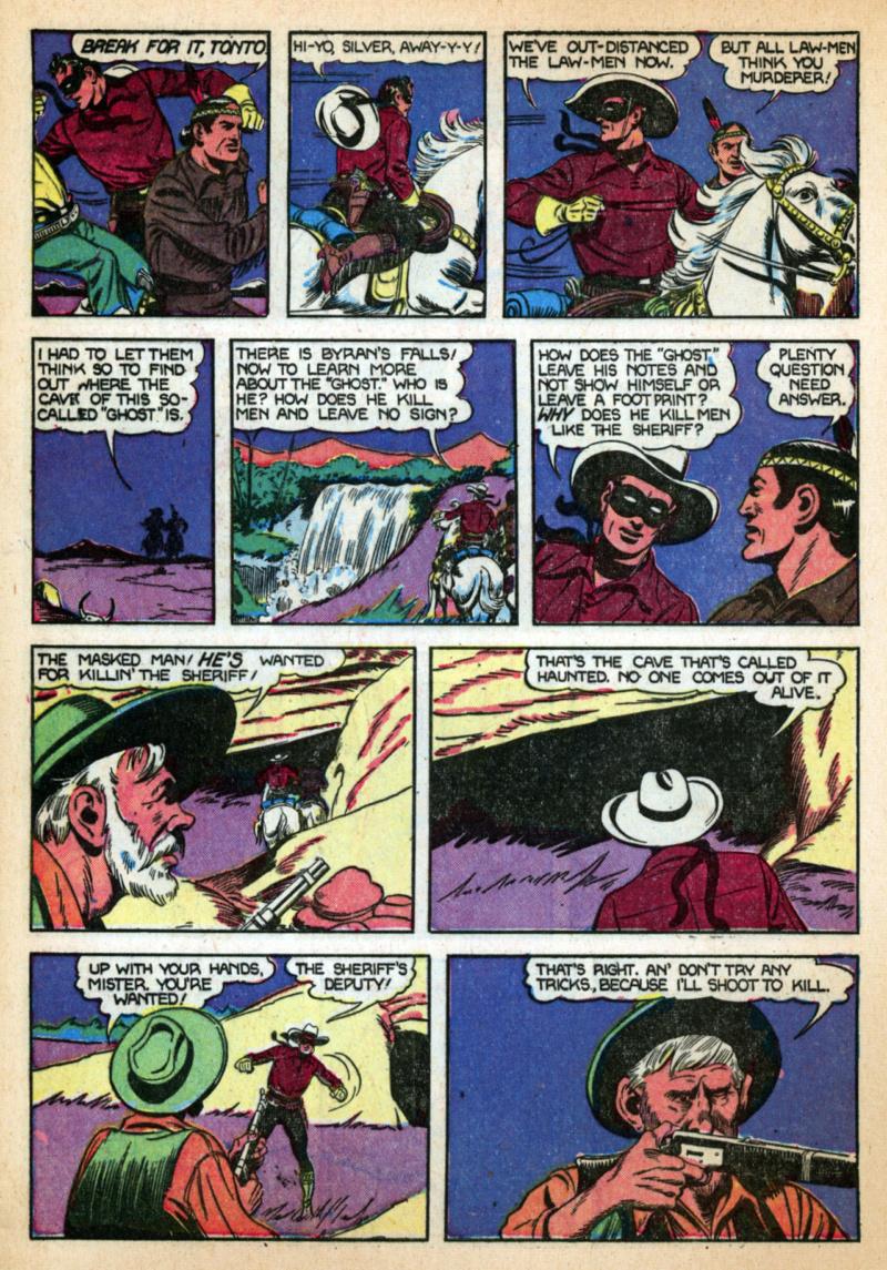 9ème Art, musée de la bande dessinée par Morris et Vankeer - Page 18 Lonera15