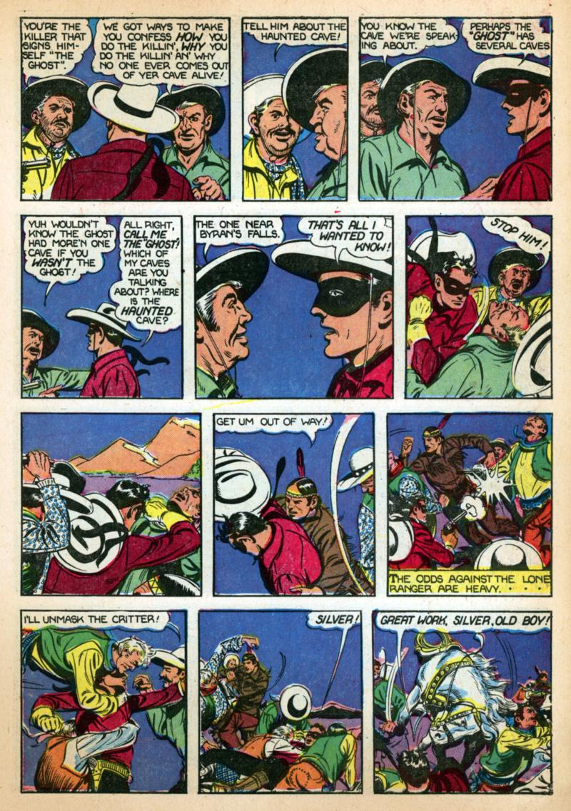 9ème Art, musée de la bande dessinée par Morris et Vankeer - Page 18 Lonera16