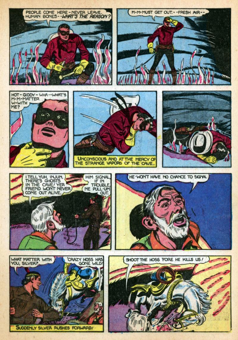 9ème Art, musée de la bande dessinée par Morris et Vankeer - Page 18 Lonera17