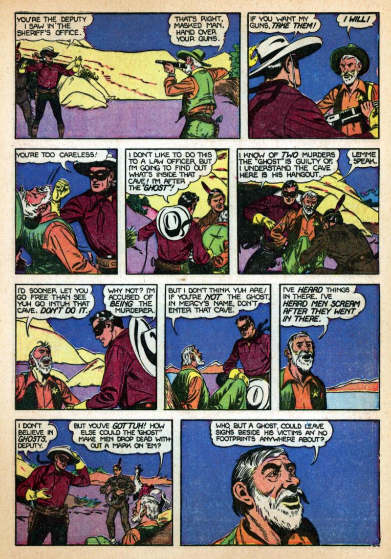 9ème Art, musée de la bande dessinée par Morris et Vankeer - Page 18 Lonera18