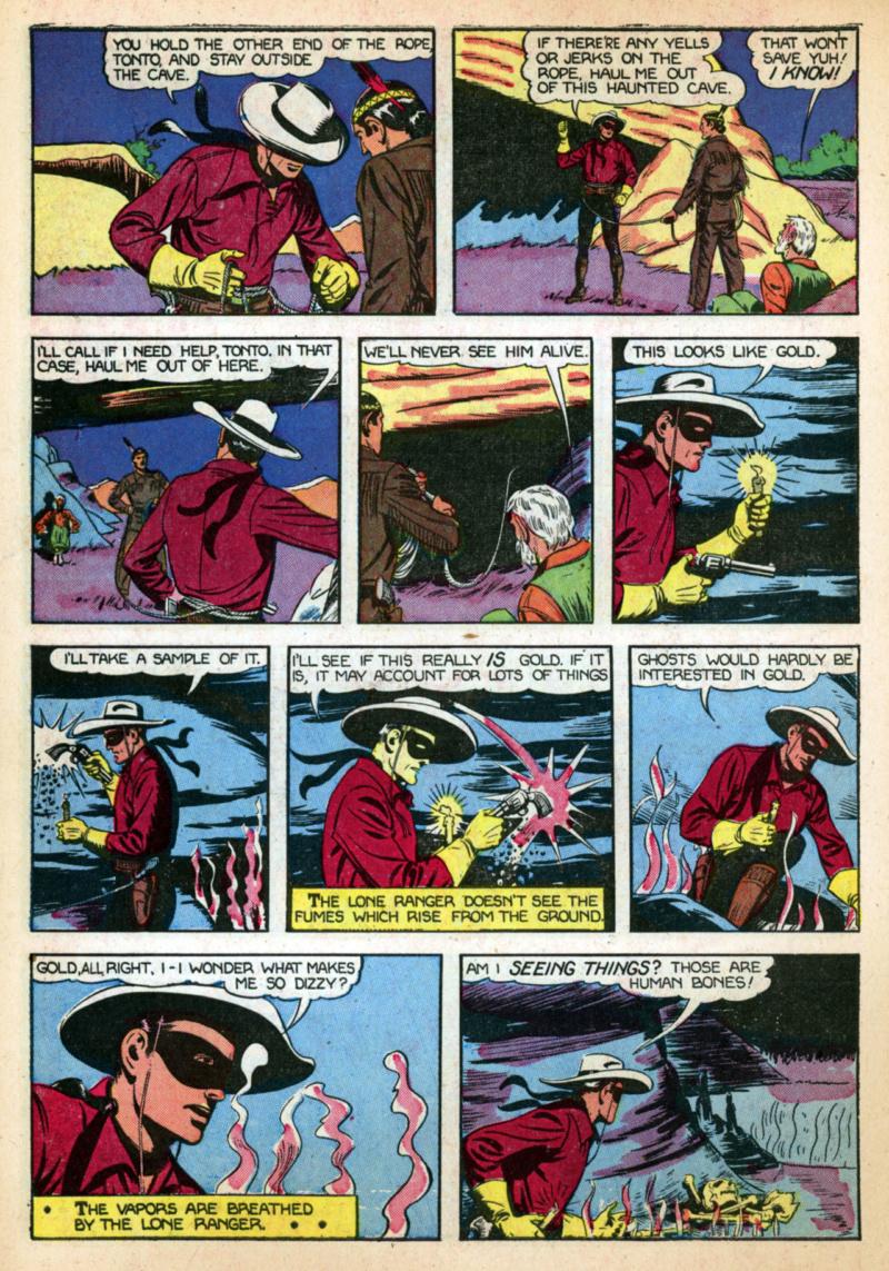 9ème Art, musée de la bande dessinée par Morris et Vankeer - Page 18 Lonera19