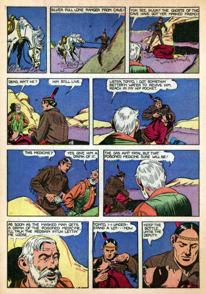 9ème Art, musée de la bande dessinée par Morris et Vankeer - Page 18 Lonera21