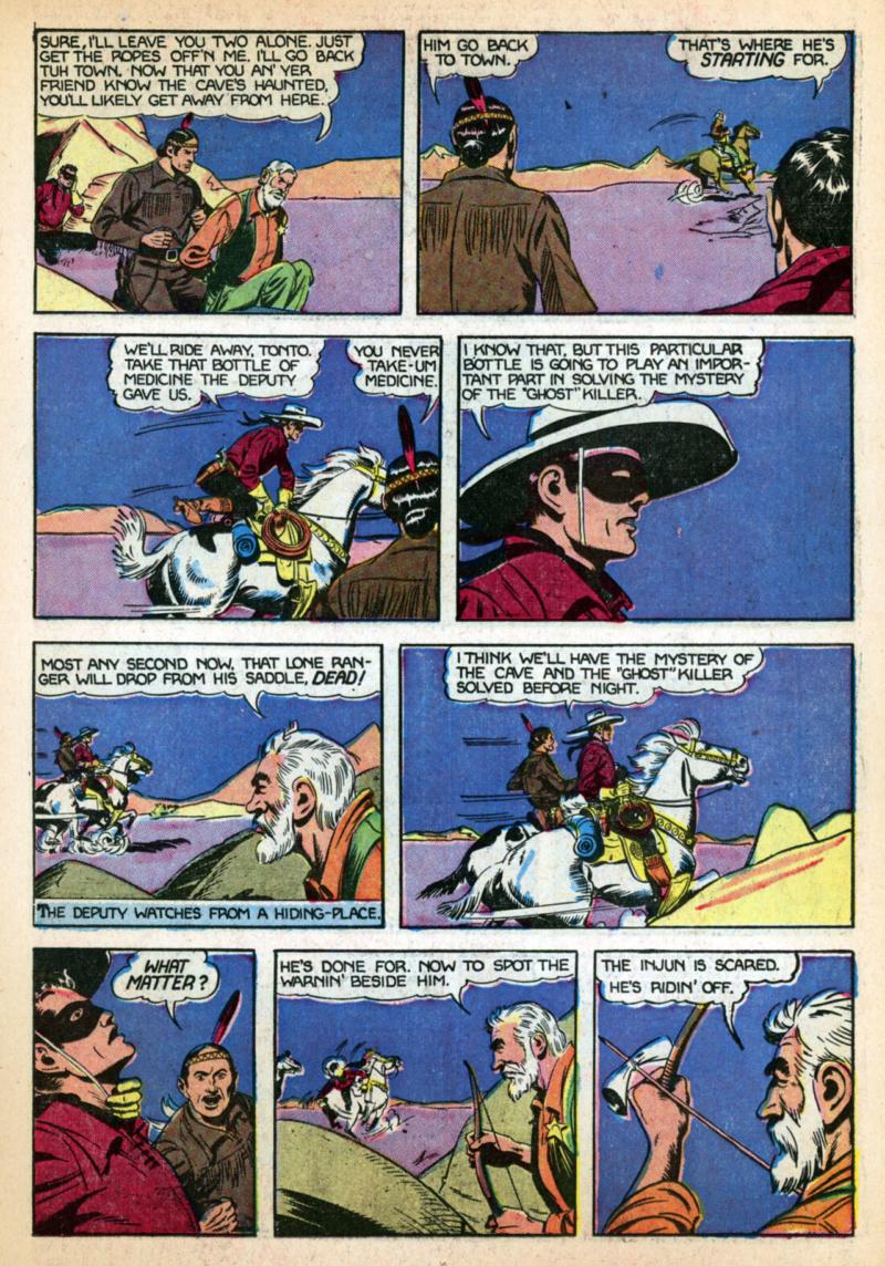 9ème Art, musée de la bande dessinée par Morris et Vankeer - Page 18 Lonera22