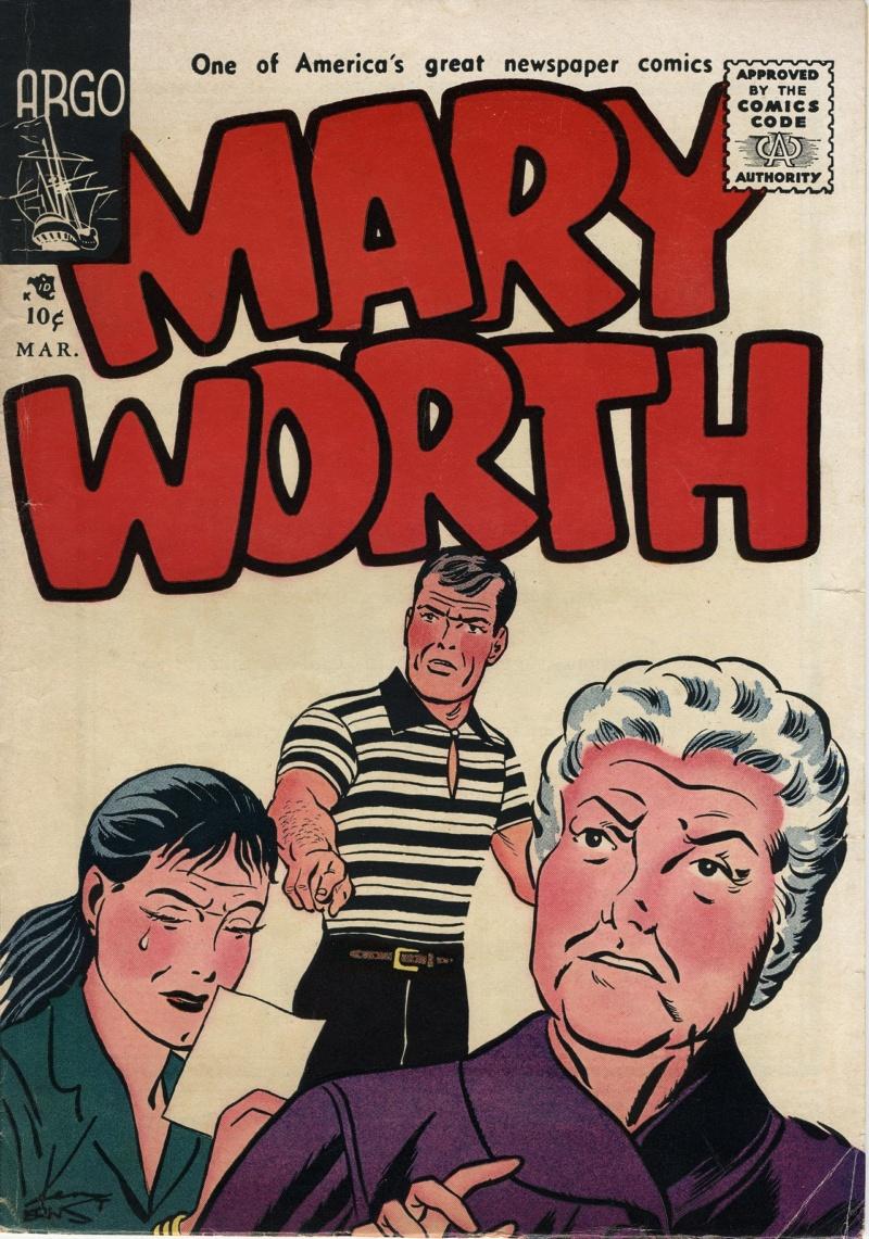 APPLE MARY / MARY WORTH Marywo10