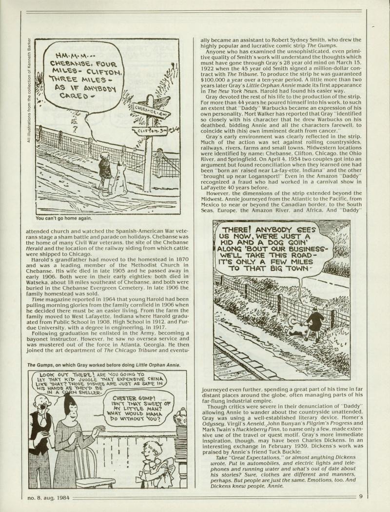 9ème Art, musée de la bande dessinée par Morris et Vankeer - Page 9 Nemo_020