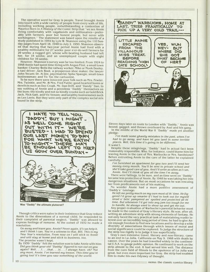 9ème Art, musée de la bande dessinée par Morris et Vankeer - Page 9 Nemo_021