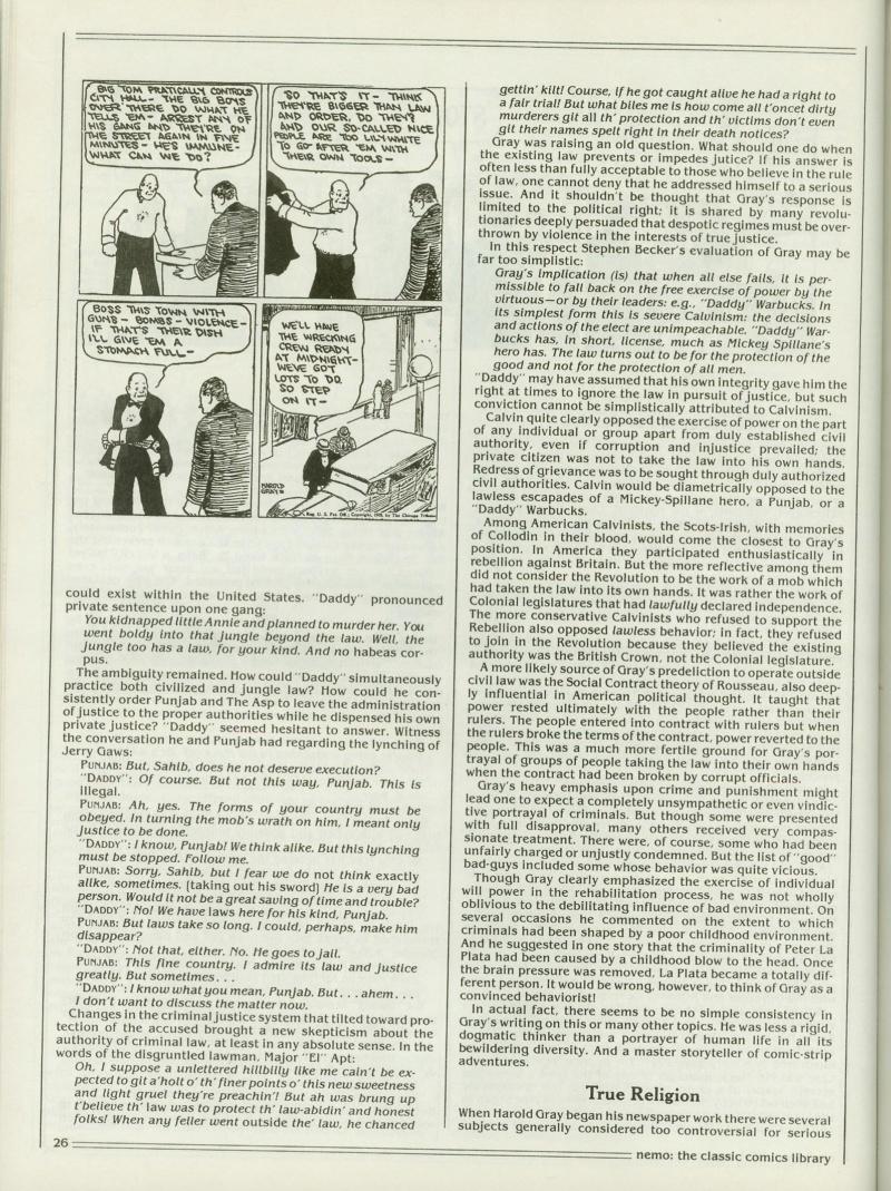 9ème Art, musée de la bande dessinée par Morris et Vankeer - Page 10 Nemo_040