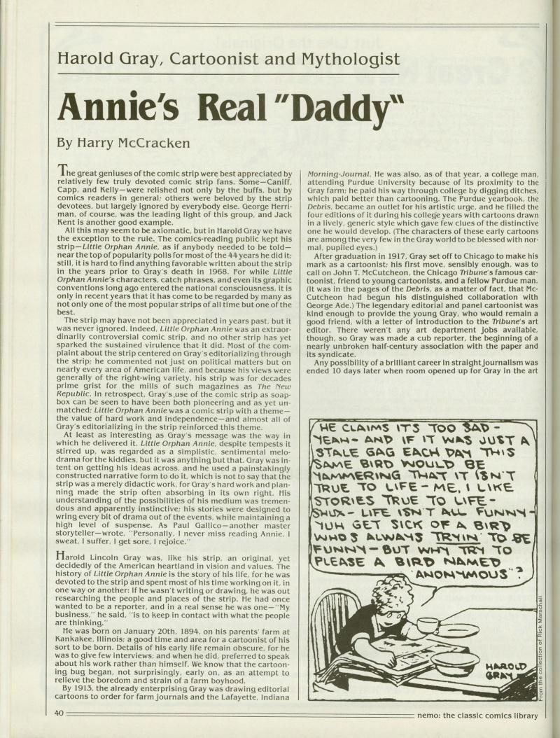 9ème Art, musée de la bande dessinée par Morris et Vankeer - Page 10 Nemo_050