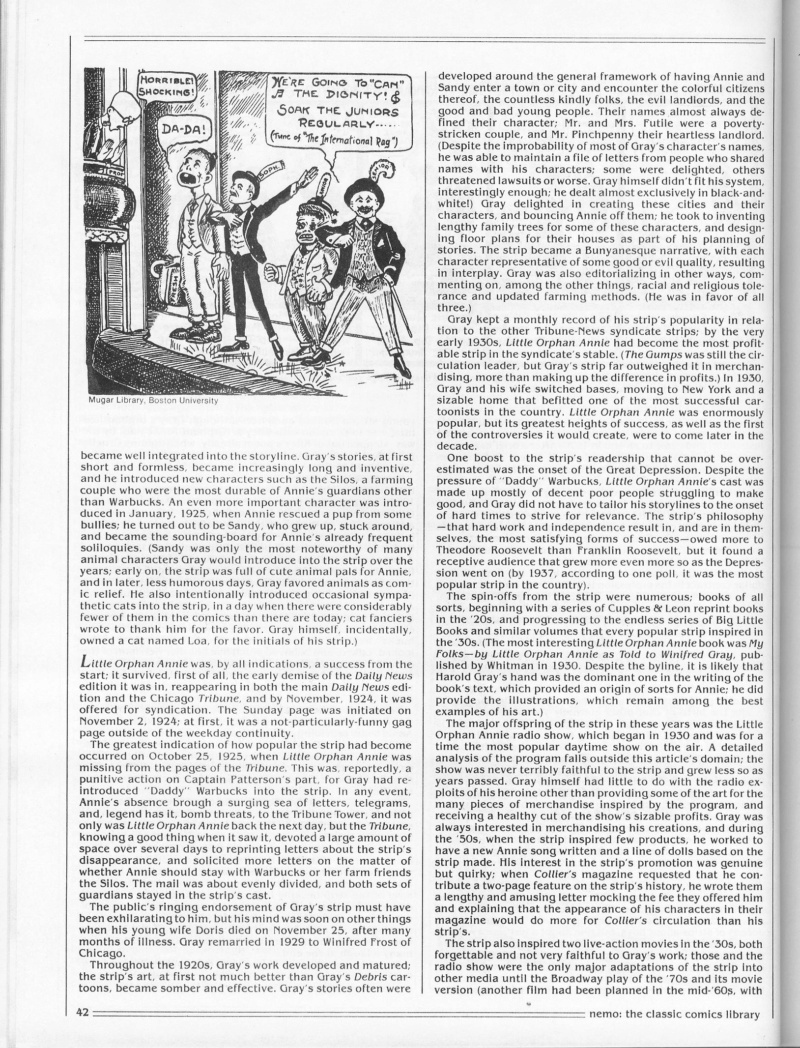 9ème Art, musée de la bande dessinée par Morris et Vankeer - Page 10 Nemo_052