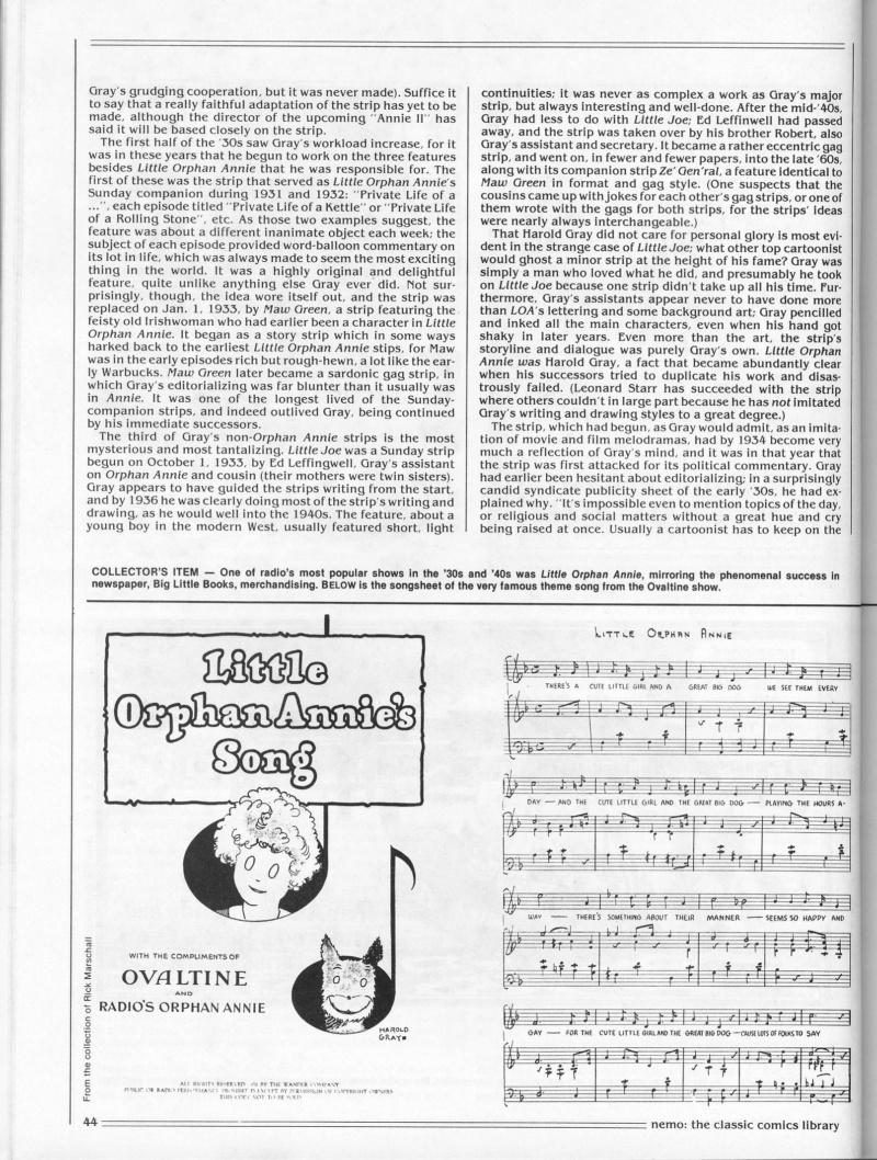 9ème Art, musée de la bande dessinée par Morris et Vankeer - Page 10 Nemo_053