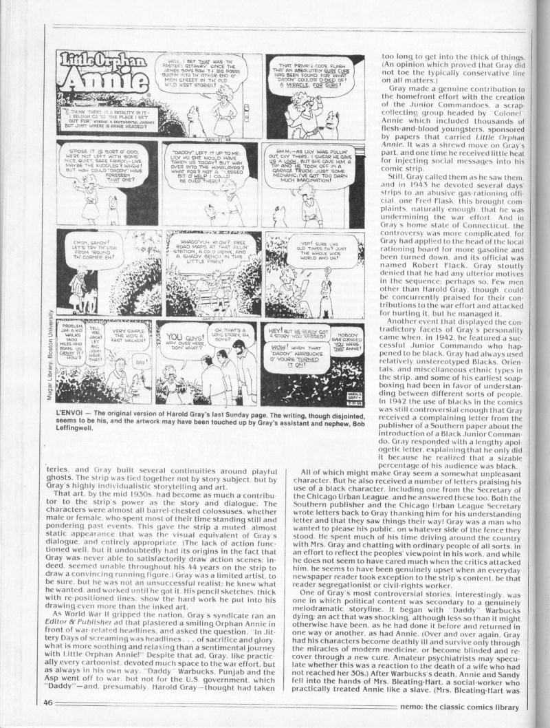 9ème Art, musée de la bande dessinée par Morris et Vankeer - Page 10 Nemo_056