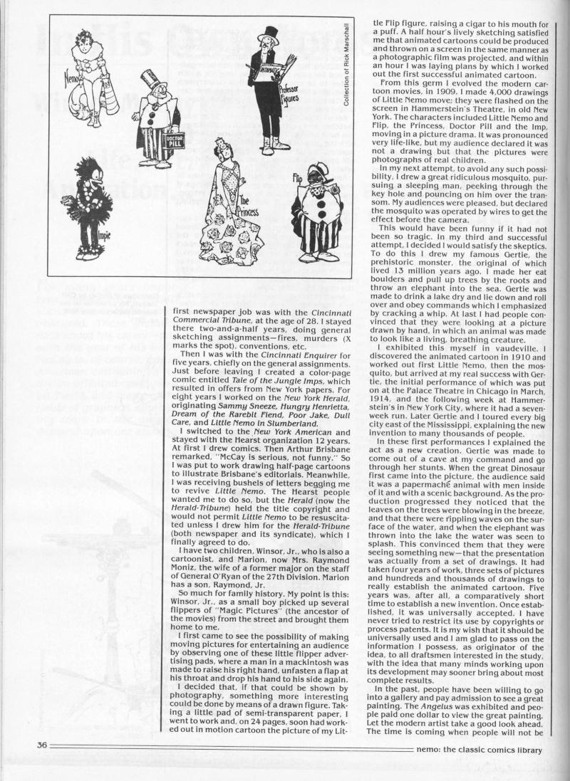 9ème Art, musée de la bande dessinée par Morris et Vankeer - Page 13 Nemo_080