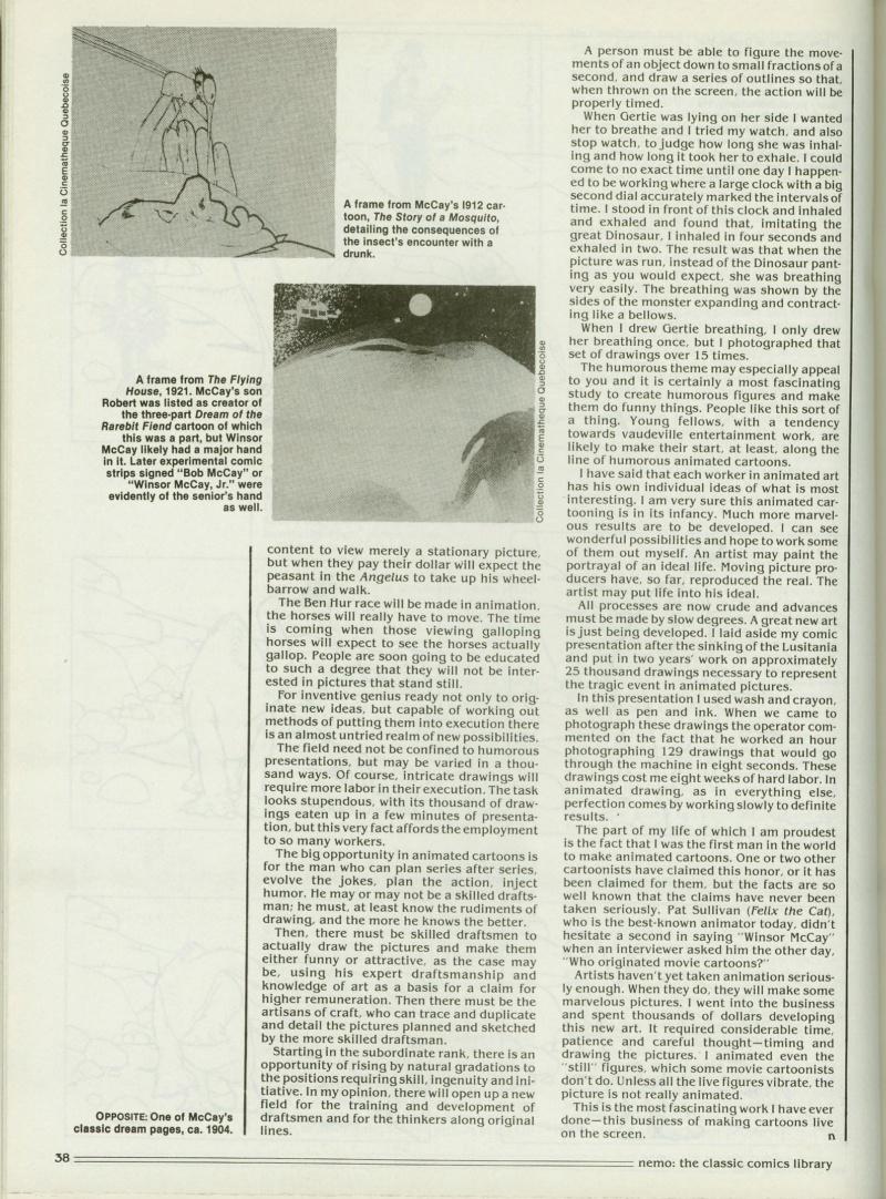 9ème Art, musée de la bande dessinée par Morris et Vankeer - Page 13 Nemo_081