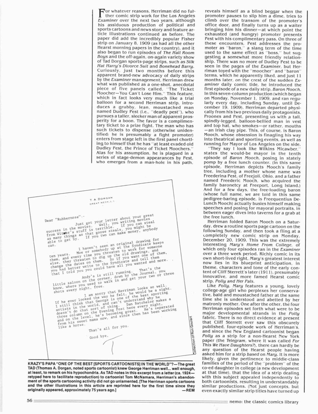 9ème Art, musée de la bande dessinée par Morris et Vankeer - Page 17 Nemo_089