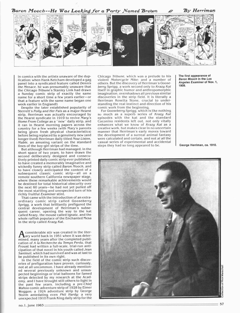 9ème Art, musée de la bande dessinée par Morris et Vankeer - Page 17 Nemo_090