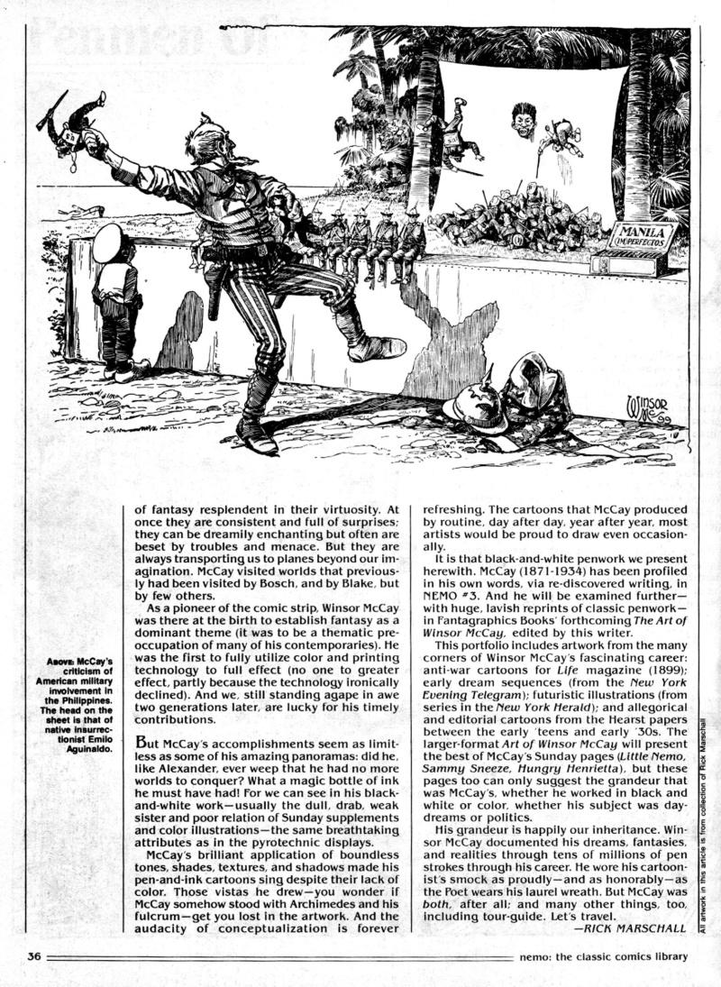 9ème Art, musée de la bande dessinée par Morris et Vankeer - Page 13 Nemo_111