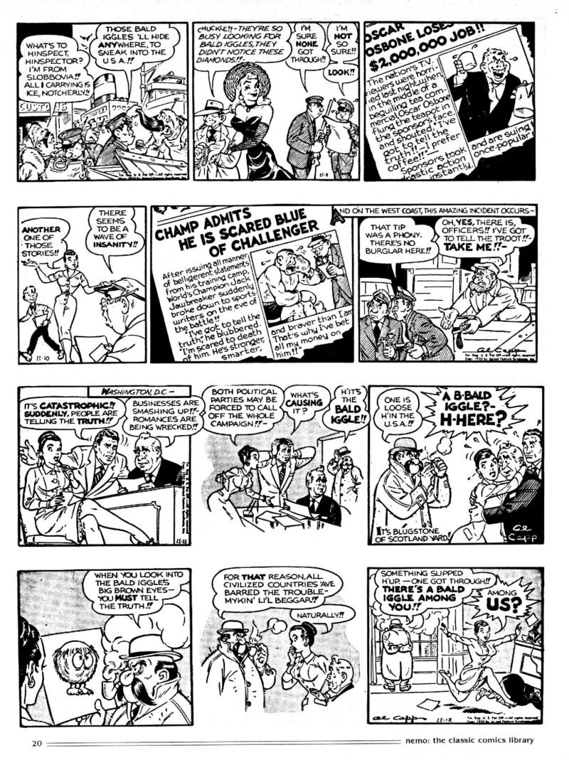 9ème Art, musée de la bande dessinée par Morris et Vankeer - Page 16 Nemo_132
